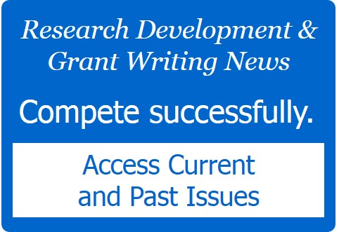 Research and Grant Writing News link