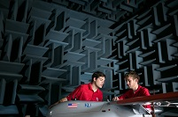Engineering Anechoic chamber